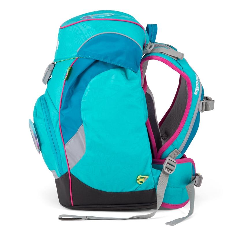 ergobag Prime iskolatáska - hátizsák - HulaHoopBear - 1
