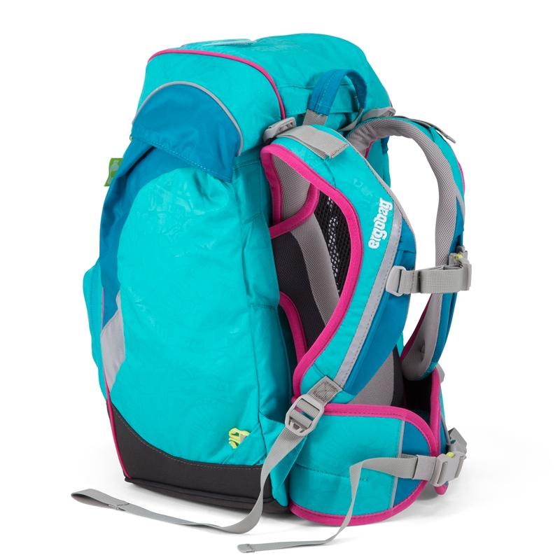 ergobag Prime iskolatáska - hátizsák - HulaHoopBear - 2