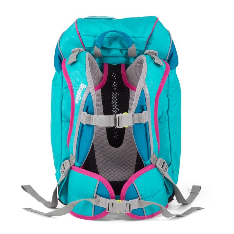 ergobag Prime iskolatáska - hátizsák - HulaHoopBear - 3