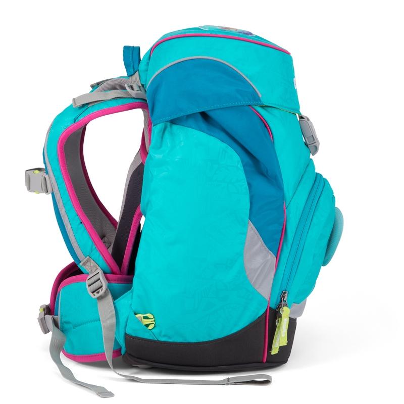 ergobag Prime iskolatáska - hátizsák - HulaHoopBear - 5