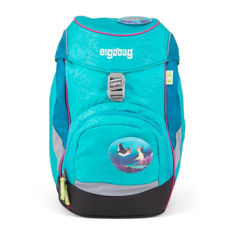 ergobag Prime iskolatáska - hátizsák - HulaHoopBear - 7