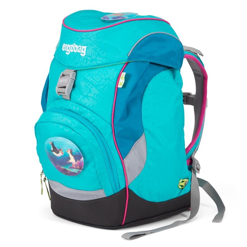 ergobag Prime iskolatáska - hátizsák - HulaHoopBear - 8