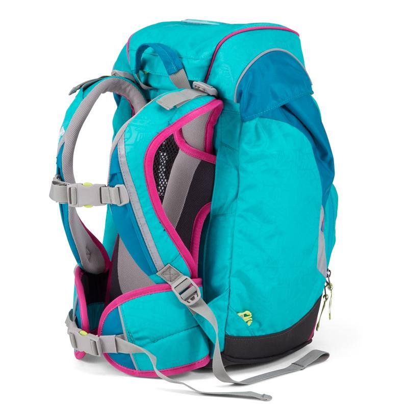 ergobag Prime iskolatáska - hátizsák - HulaHoopBear - 12