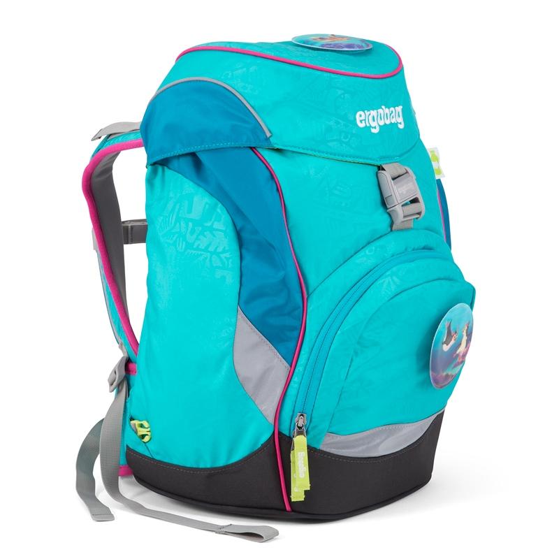 ergobag Prime iskolatáska - hátizsák - HulaHoopBear - 14