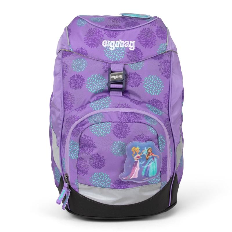 Ergobag Prime iskolatáska - hátizsák - Jégvarázs - SleighBEAR, glow - 0