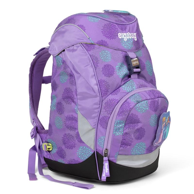 Ergobag Prime iskolatáska - hátizsák - Jégvarázs - SleighBEAR, glow - 1