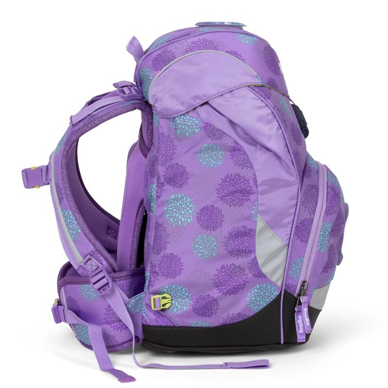 Ergobag Prime iskolatáska - hátizsák - Jégvarázs - SleighBEAR, glow - 2