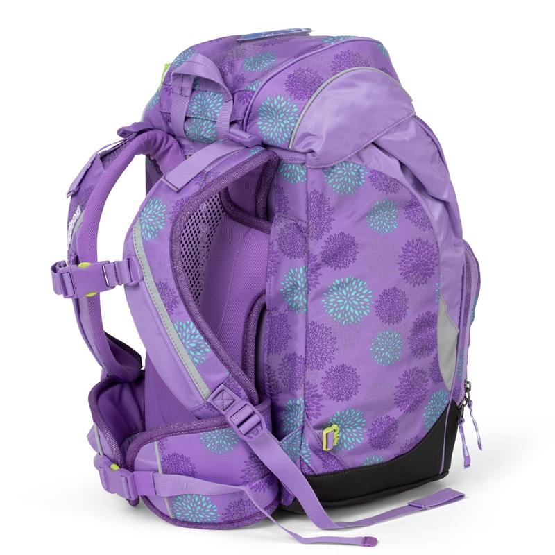 Ergobag Prime iskolatáska - hátizsák - Jégvarázs - SleighBEAR, glow - 3