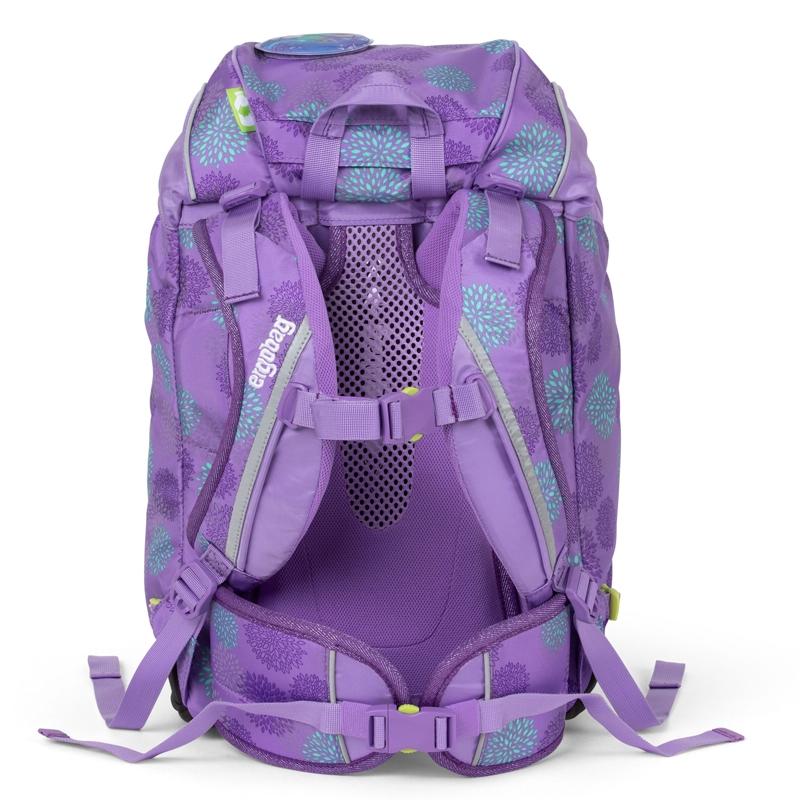 Ergobag Prime iskolatáska - hátizsák - Jégvarázs - SleighBEAR, glow - 4