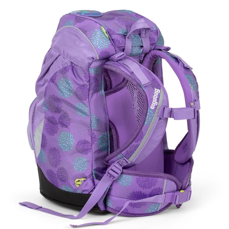 Ergobag Prime iskolatáska - hátizsák - Jégvarázs - SleighBEAR, glow - 5