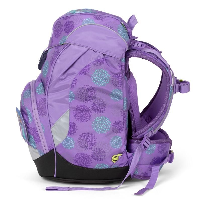 Ergobag Prime iskolatáska - hátizsák - Jégvarázs - SleighBEAR, glow - 6