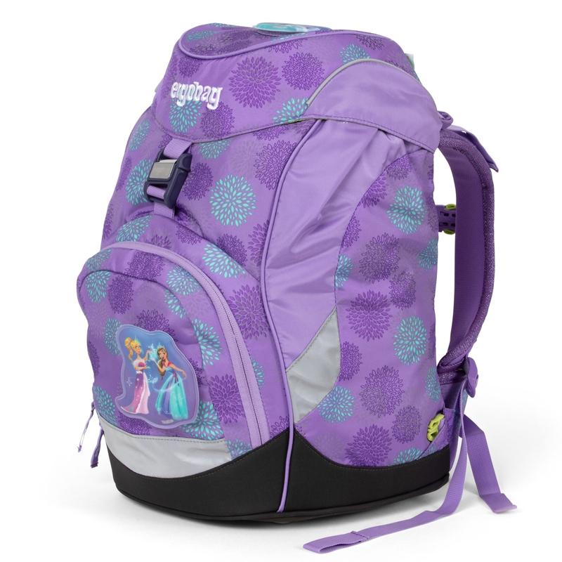 Ergobag Prime iskolatáska - hátizsák - Jégvarázs - SleighBEAR, glow - 7