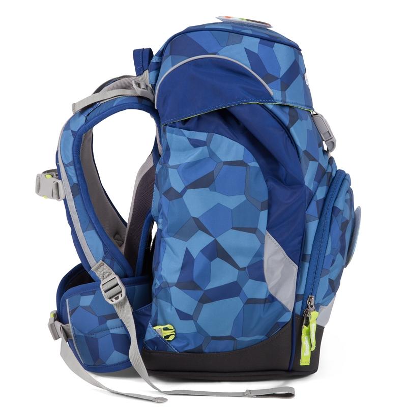 ergobag Prime iskolatáska - hátizsák - MonstBear - 1