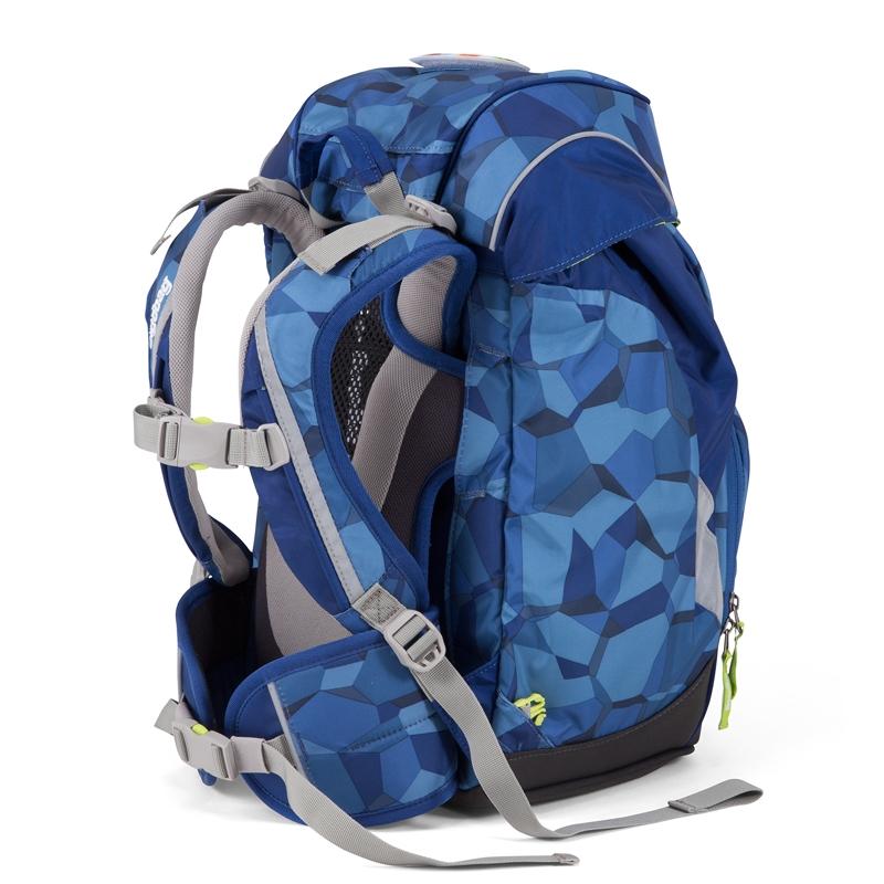 ergobag Prime iskolatáska - hátizsák - MonstBear - 2