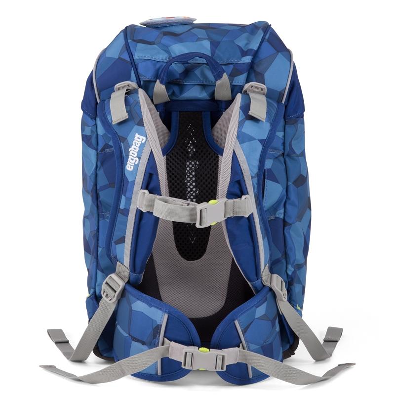 ergobag Prime iskolatáska - hátizsák - MonstBear - 3