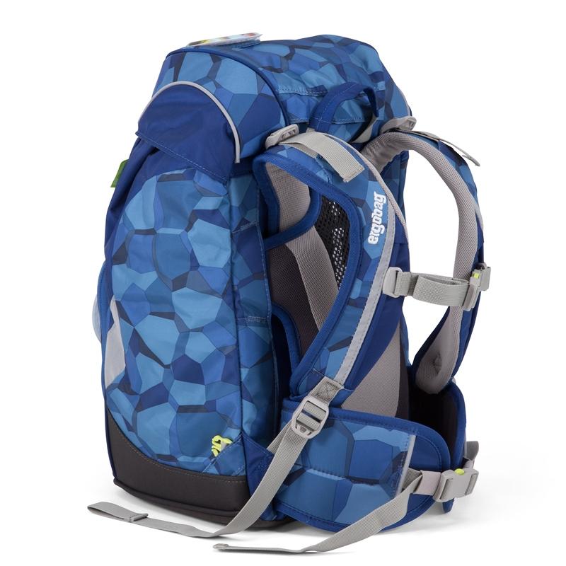ergobag Prime iskolatáska - hátizsák - MonstBear - 4