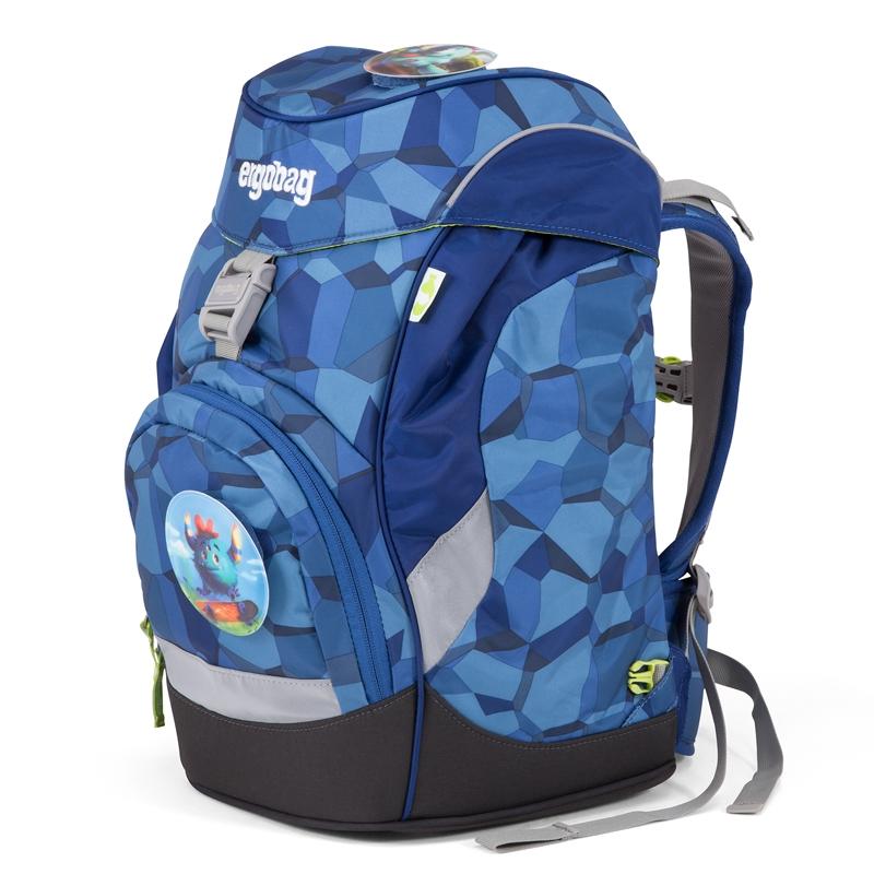 ergobag Prime iskolatáska - hátizsák - MonstBear - 6
