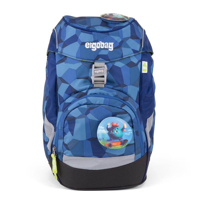 ergobag Prime iskolatáska - hátizsák - MonstBear - 7