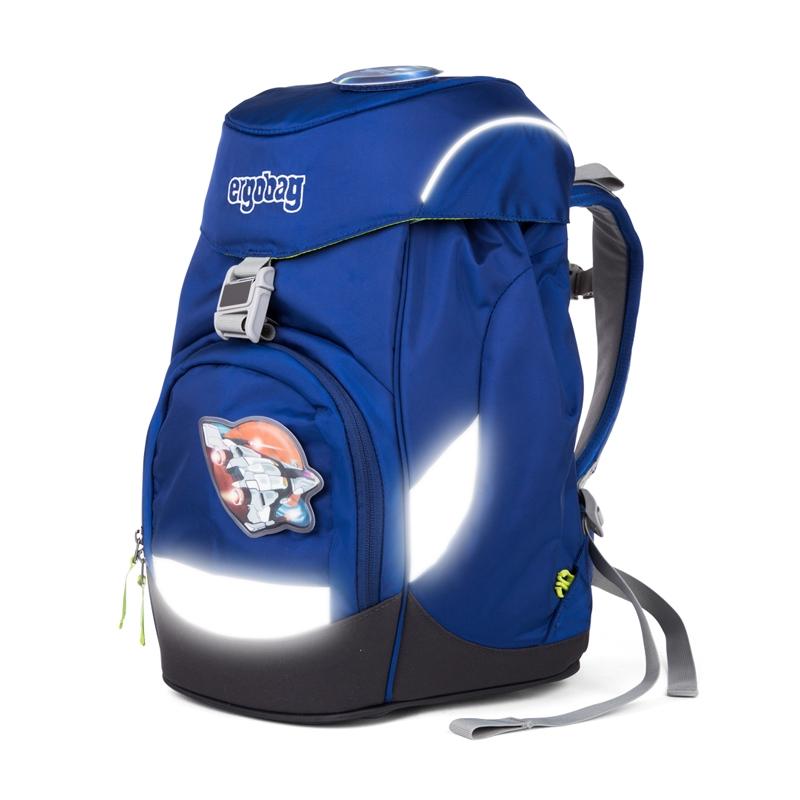 ergobag Prime iskolatáska - hátizsák - OutBEARspace - 0