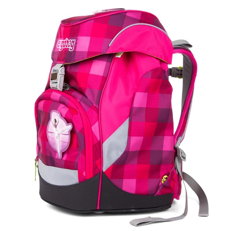 ergobag Prime iskolatáska - hátizsák - PrimBER Balerina - 0