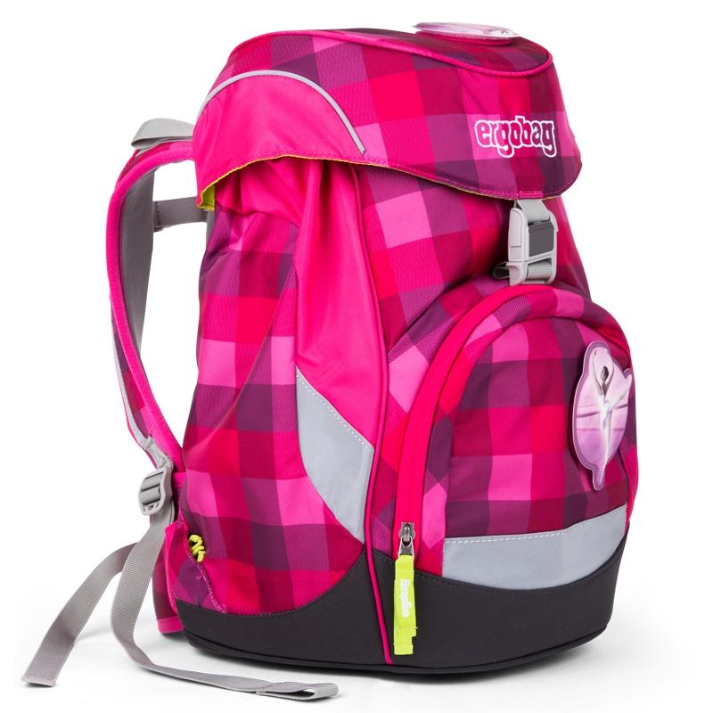 ergobag Prime iskolatáska - hátizsák - PrimBER Balerina - 6