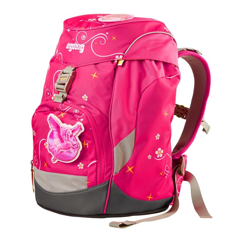 ergobag Prime iskolatáska - hátizsák - Prinzessin HimBEAR - 0