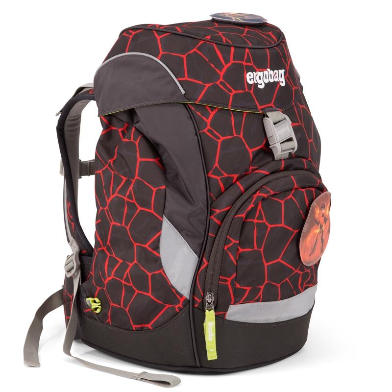 Ergobag Prime iskolatáska - hátizsák - SupBearHero - 0