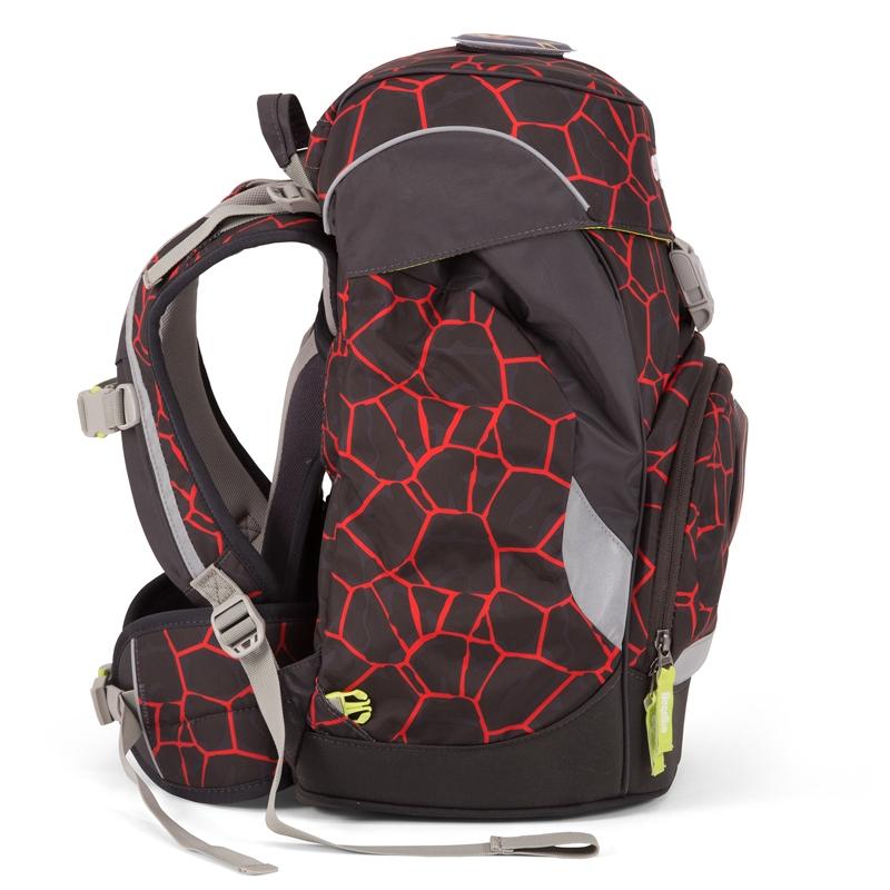 Ergobag Prime iskolatáska - hátizsák - SupBearHero - 1