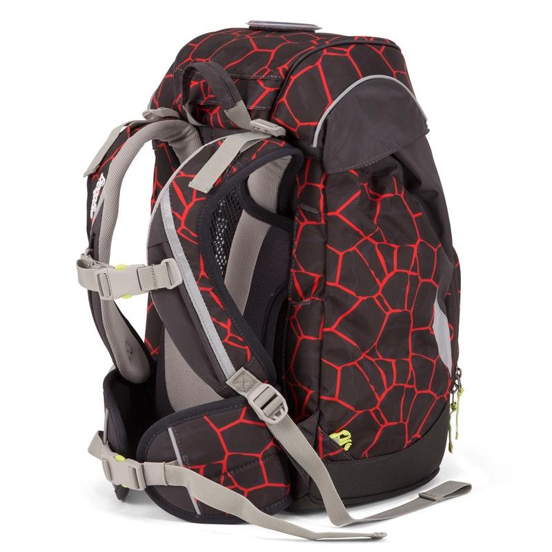 Ergobag Prime iskolatáska - hátizsák - SupBearHero - 2