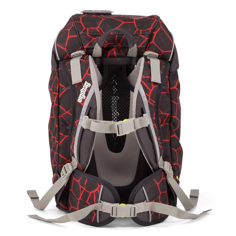 Ergobag Prime iskolatáska - hátizsák - SupBearHero - 3