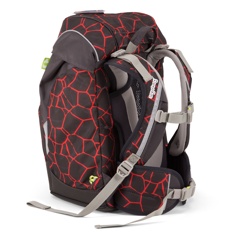 Ergobag Prime iskolatáska - hátizsák - SupBearHero - 4