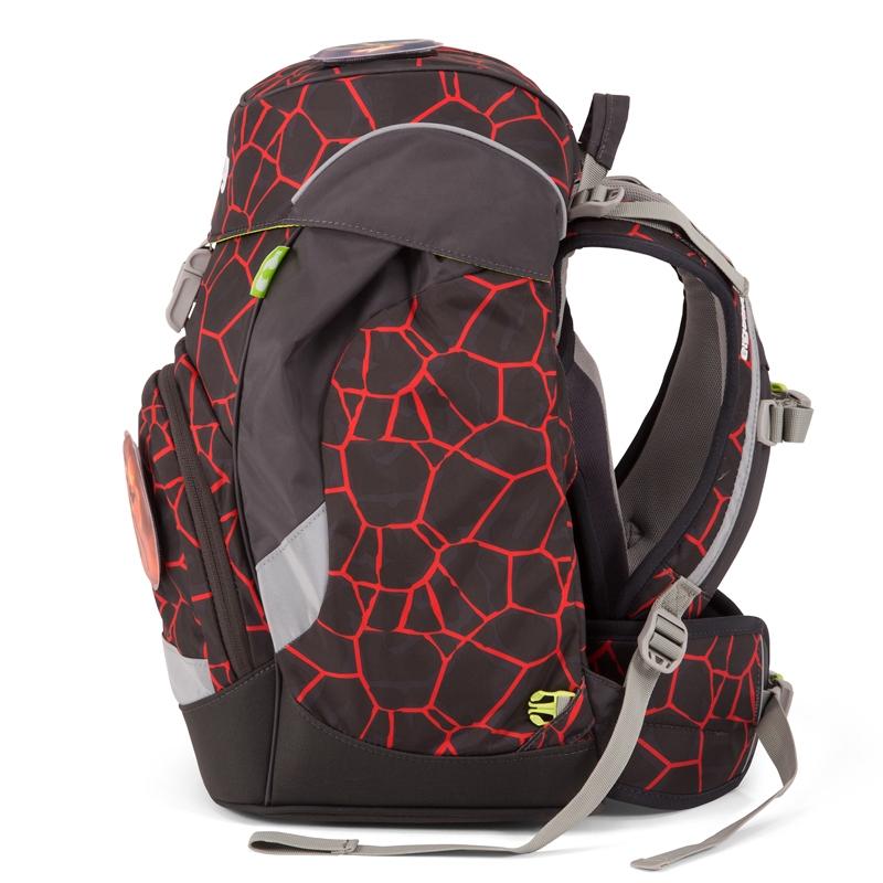 Ergobag Prime iskolatáska - hátizsák - SupBearHero - 5