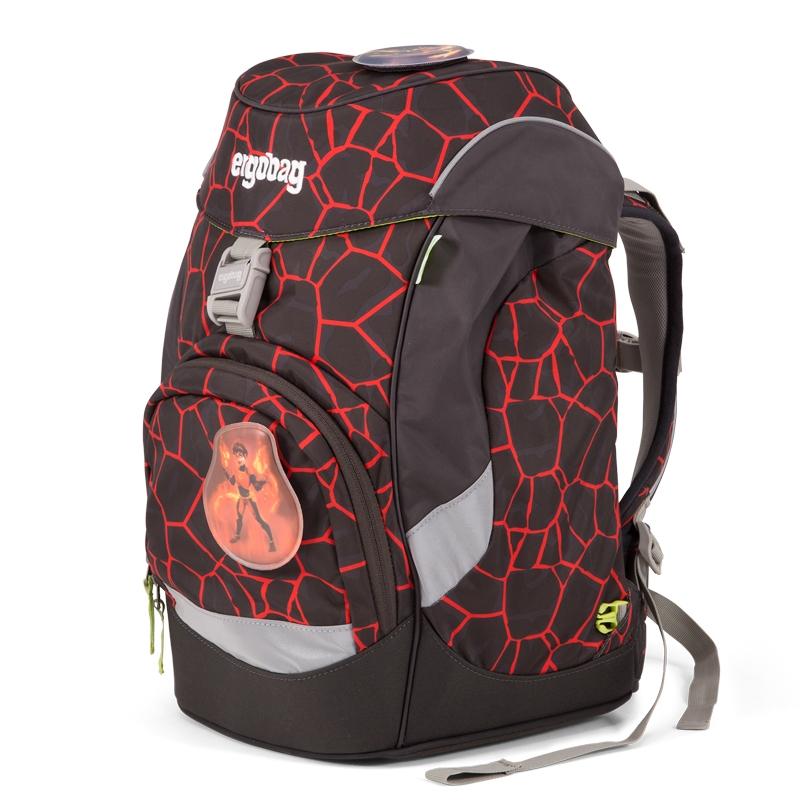Ergobag Prime iskolatáska - hátizsák - SupBearHero - 6