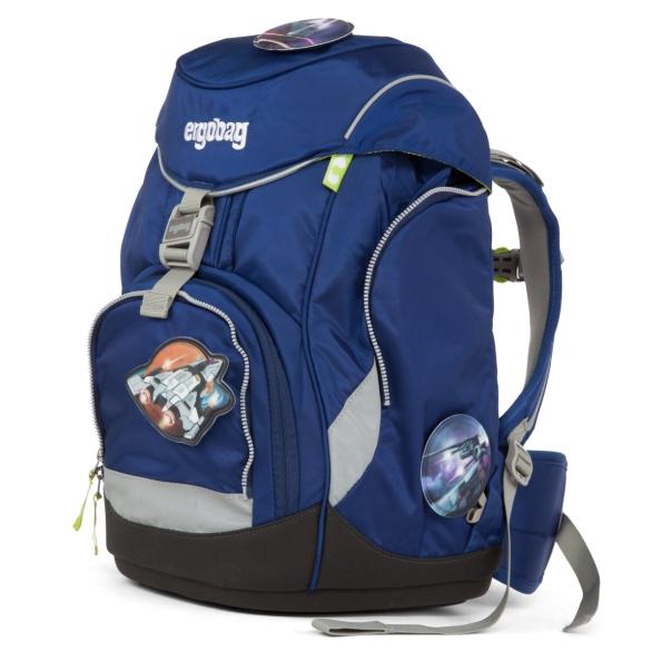 ergobag Prémium iskolatáska - hátizsák-SchlauBEAR - 0