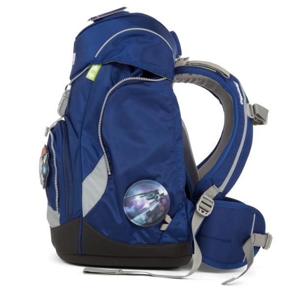 ergobag Prémium iskolatáska - hátizsák-SchlauBEAR - 1
