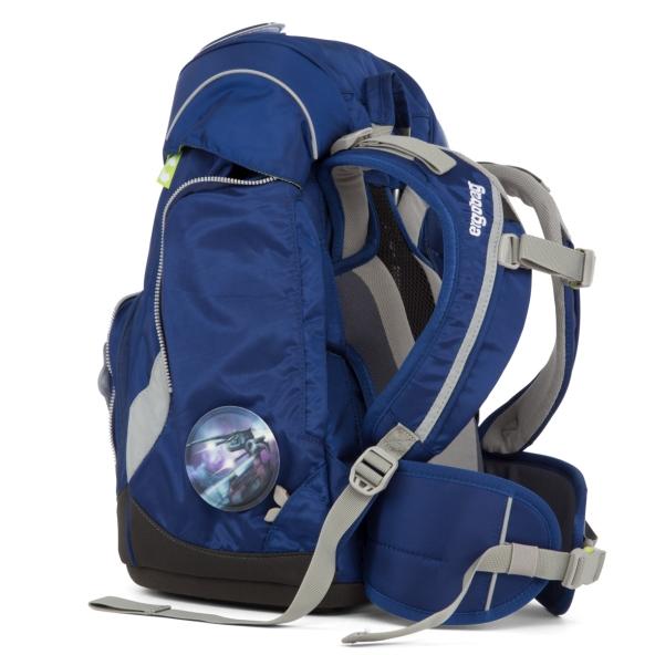 ergobag Prémium iskolatáska - hátizsák-SchlauBEAR - 2