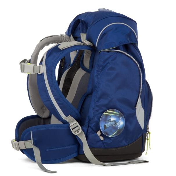 ergobag Prémium iskolatáska - hátizsák-SchlauBEAR - 4