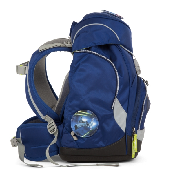 ergobag Prémium iskolatáska - hátizsák-SchlauBEAR - 5