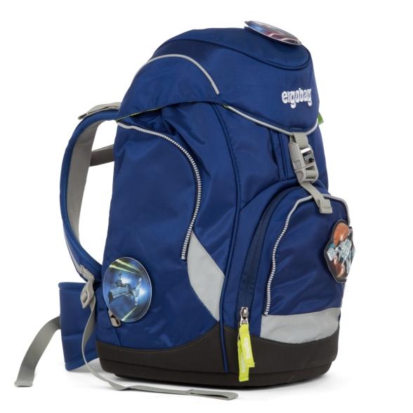 ergobag Prémium iskolatáska - hátizsák-SchlauBEAR - 6