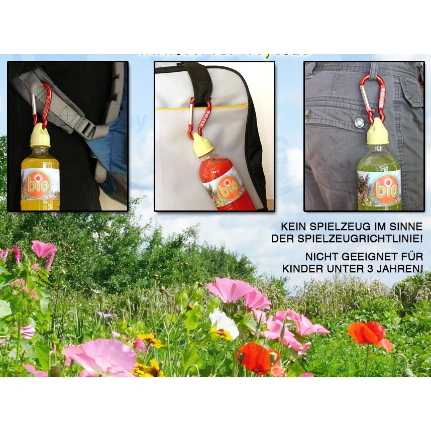 Karabineres palack kupakok - átm. 28 és 30 mm - 2