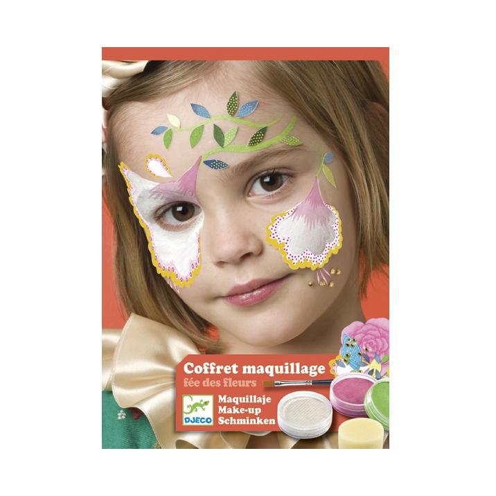 Arcfestés, díszítés - Virágtündérek - Flower fairy - 0