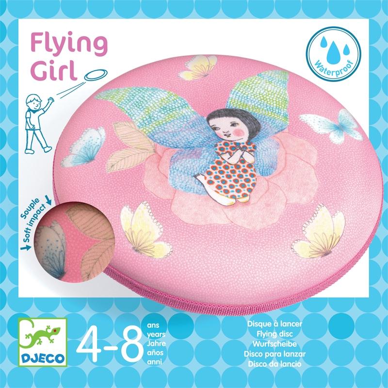 Frizbi - Csajos - Flying Girl - 0
