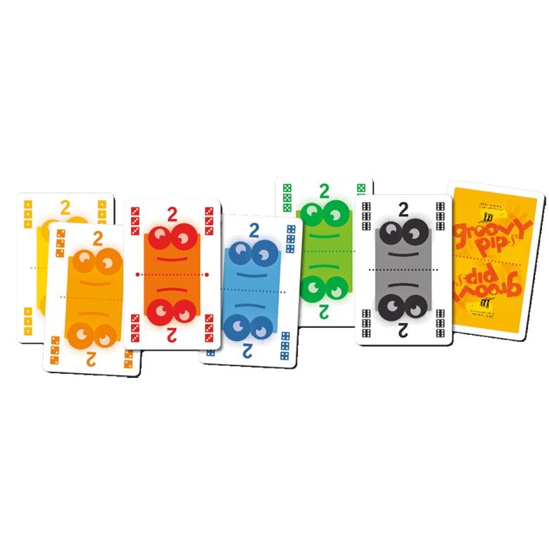 Kártyajáték - Groovy Pips - 1