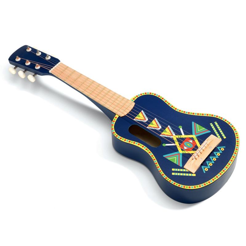 Játékhangszer - Gitár, 6 húros - Guitar 6 metallic ropes - 0