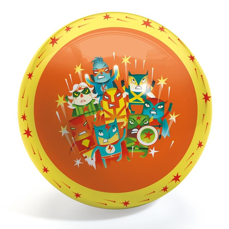 Gumilabda - Szuper hősök - Super heroes ball - 0