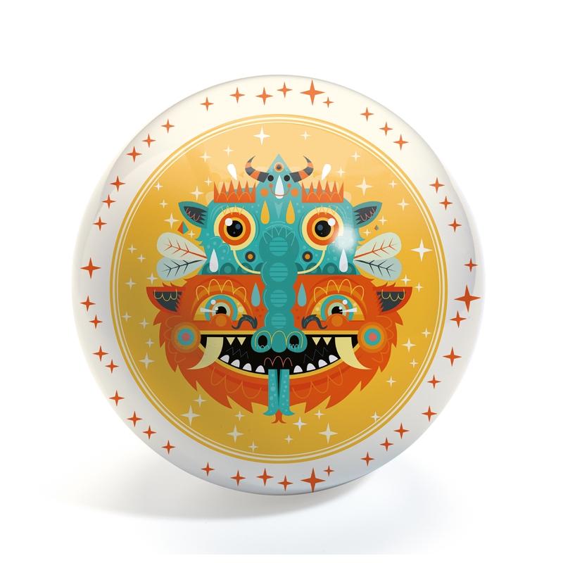 Gumilabda  - Totem rajzos - Totem ball - 0