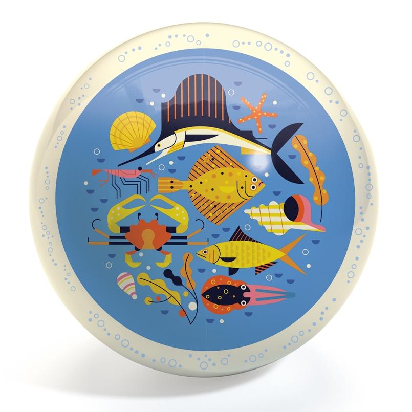 Gumilabda - Buborékok - Bubbles ball - 0