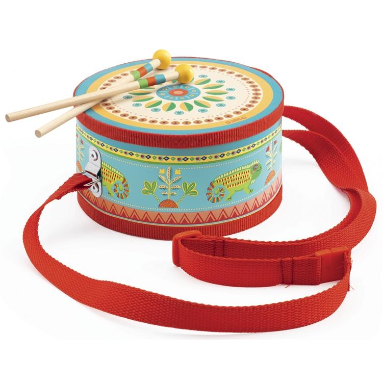 Játékhangszer - Menetdob - Hand drum - 0