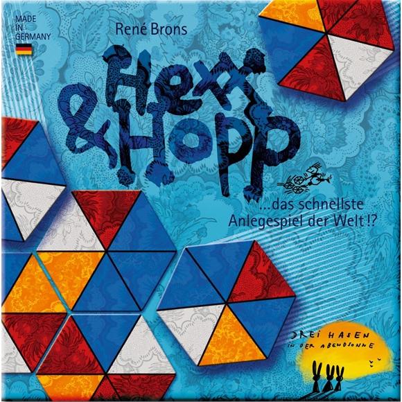 Társasjáték - Hexx & Hopp - 0