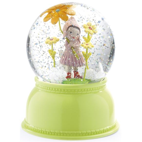 Jelzőfény - Kislányos csillámgömb - Sweet Girl - 0